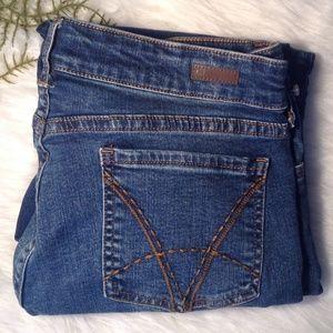 KUT Catherine Boyfriend Petite Jeans Size 12P